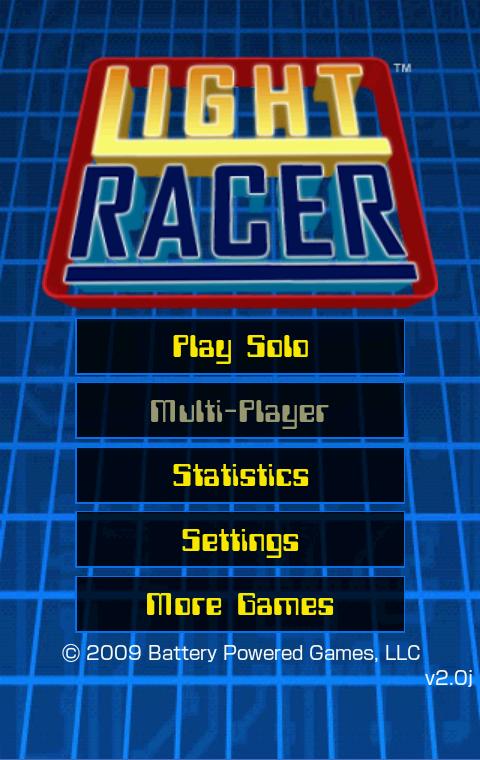「Light Racer」
