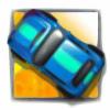見下ろし型2Dレースゲーム「Forbidden Brakes Lite」