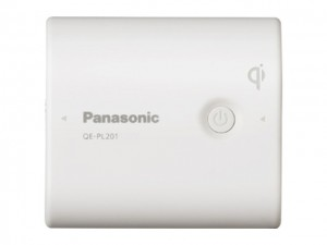 パナソニック USB対応モバイル電源パック (ホワイト) QE-PL201-W