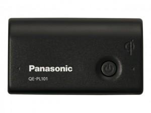 パナソニック USB対応モバイル電源パック (ブラック) QE-PL101-K