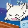 ネコ好きスマホユーザーに大好評のゲーム「ねこ落とし」