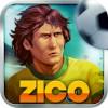 """""""サッカーの神様""""ジーコの公式ゲームアプリ 「Zico: The Official Game」がDL数急増中"""