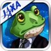 JAXAが本気出したゲームアプリ 「救え!カエル紳士」の実力