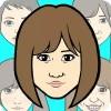 """AKB48を""""ほぼ実名""""で起用したアプリ 「光速握手会」の鬼畜すぎる内容"""